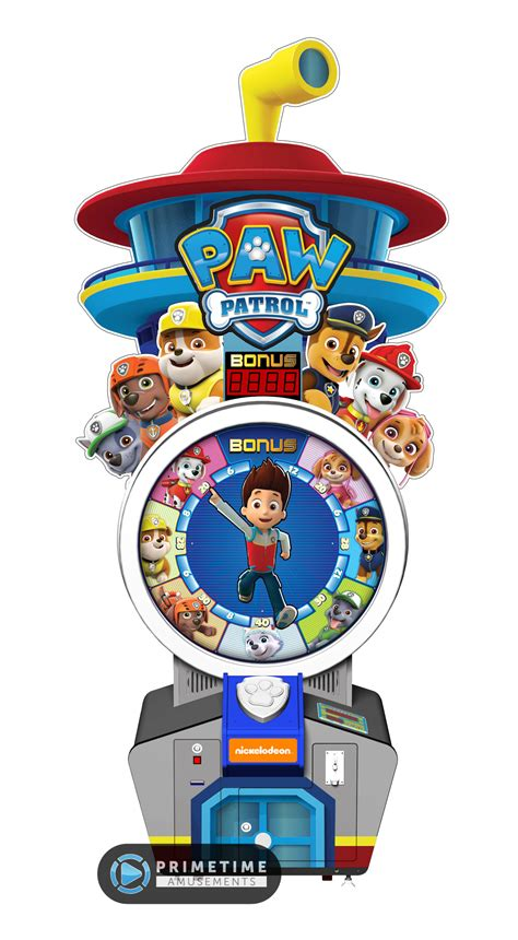 Paw Patrol Amusement Park Besar Product Code Dol 0365 paw patrol primetime amusements