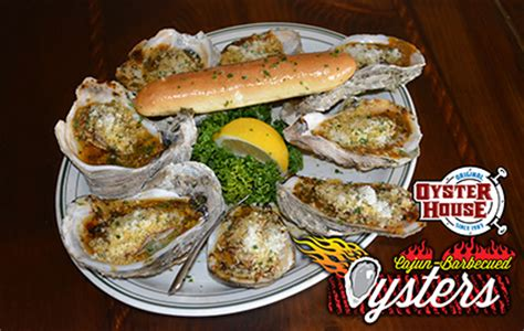 the oyster house gulf shores now serving cajun bbq oysters at the original oyster house in gulf shores