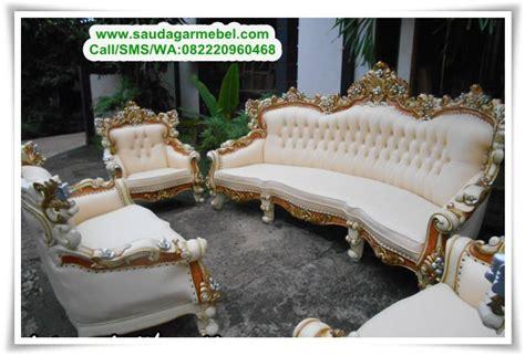 Kursi Tamu Palembang property palembang kursi tamu barcelona royal murah saudagar mebel