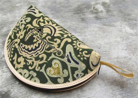 Souvenir Dompet Koin Batik Murah souvenir dompet pendopo batik