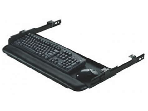 keyboard drawer with mouse tray rit 245 desk accessories