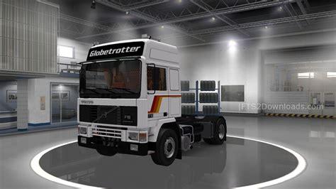 volvo truck series volvo f series ets 2 mods ets2downloads