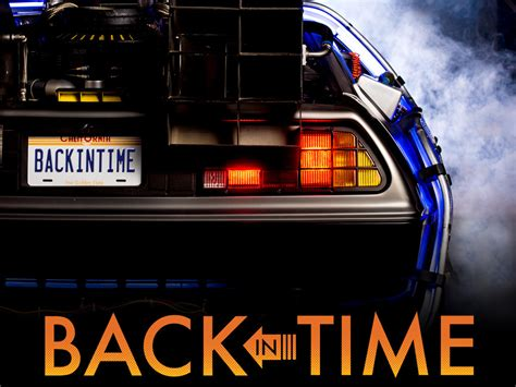 back in time back in time update or die