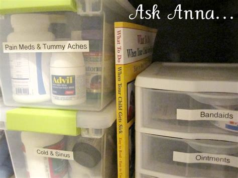 How To Organize Medicine Closet by 17 Best Ideas About Organize Medicine Cabinets On
