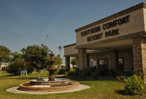 southern comfort rv park southern comfort rv resort an encore resort at weslaco