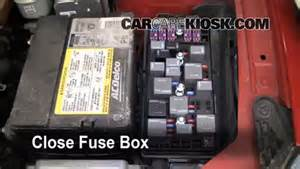 blown fuse check 2005 2010 pontiac g6 2007 pontiac g6 3 5l v6