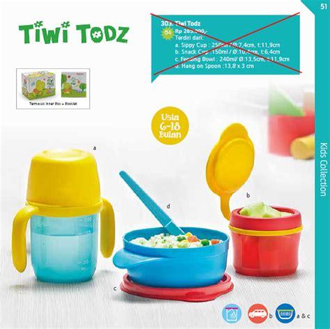 Paket Tiwi Todz Kidz Tupperware tupperware murah griyatupperware