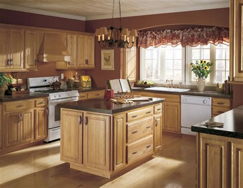 best paint color for kitchen with oak cabinets ideas