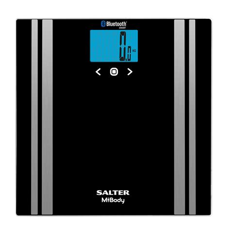 salter bathroom scales uk salter mibody digital analyser bathroom scales black