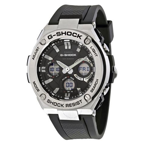 G Shock For 2 casio g shock s analog digital gsts110 1a g