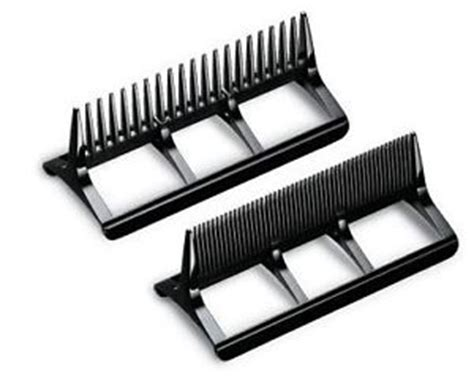 Andis Hair Dryer Comb Attachments andis styler 1875 dryer comb attachment replacement combs new ebay