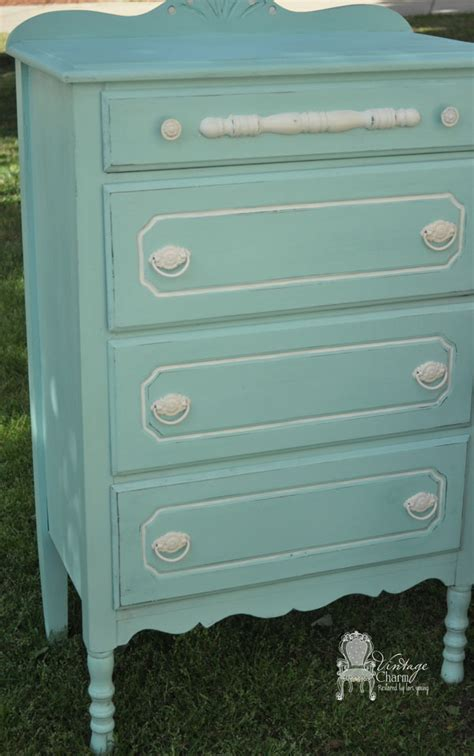 Vintage Bedroom Dresser by Painted Antique Bedroom Furniture