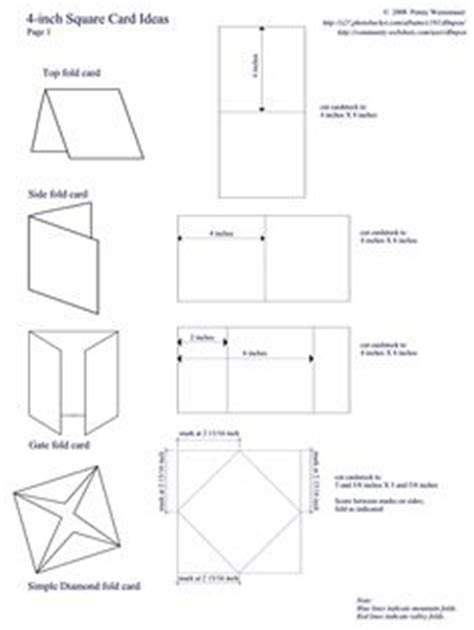 fold out cards template fancy fold pop up cards on cards easel