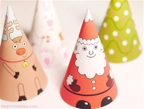 printable paper christmas decorations santa co paper dolls mr printables