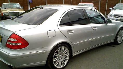 2005 mercedes e320 cdi 2005 55 mercedes e320 cdi sport saloon automatic v6