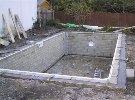 pool block b picture of cinder block above ground pool pictures to pin on
