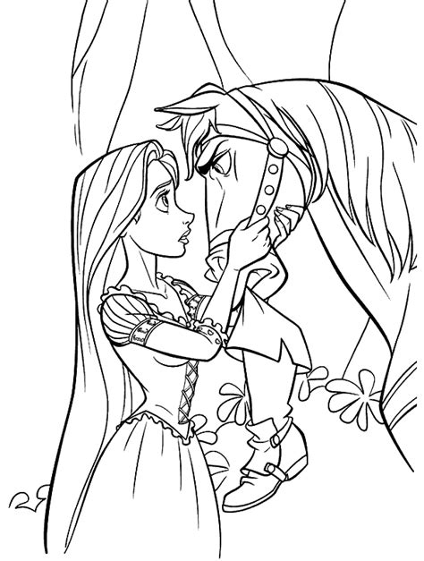tangled doodle art in time lapse coloring videos and ausmalbilder f 252 r kinder rapunzel und maximus