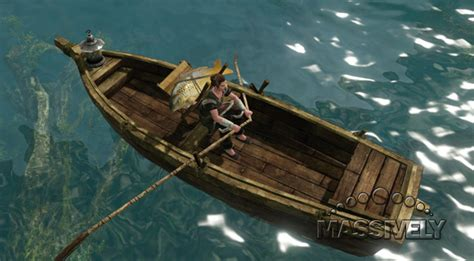 archeage new fishing boat lost continent living a fisherman s life in archeage