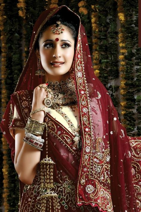 bridal hairstyles on ghagra ghagra saree designs indian weddings pinterest saree