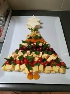 christmas tree cheese platter food ideas pinterest