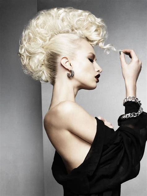 history of avant garde hairstyles 25 best ideas about faux mohawk on pinterest faux hawk