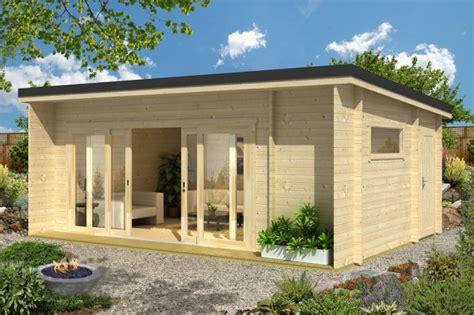 Veranda Vorm Haus by Gartenhaus Schiebet 252 R Die Perfekte Kombination