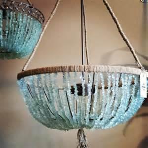 sea glass chandeliers 20 quot open sea glass chandelier project thurber