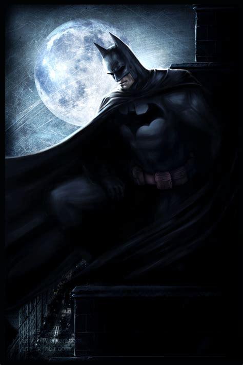 batman painting free batman by jasric on deviantart