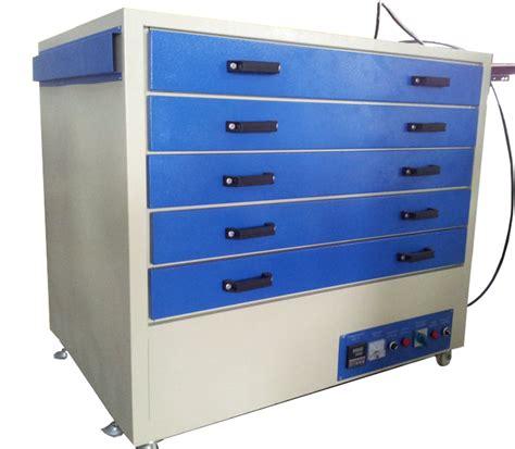 Drawer Machine by Drawer Style Screen Drying Machine