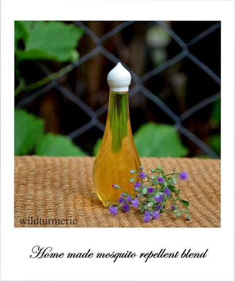 Home Remedy Mosquito Repellent by Diy Mosquito Repellent Recipe Wildturmeric