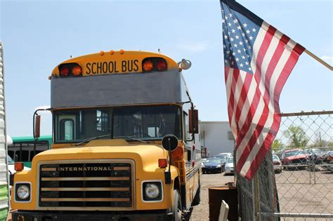 tiny house school bus photos hgtv