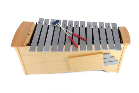 instrument with metal wooden metal xylophone instrument percussion musical