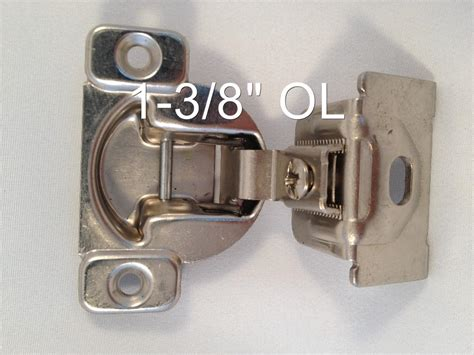 face frame cabinet hinges 1 2 quot 1 7 16 quot compact face frame kitchen cabinet hinge ebay