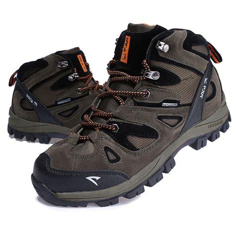 Harga Sepatu Orange jual sepatu gunung hiking boot outdoor snta 463 green