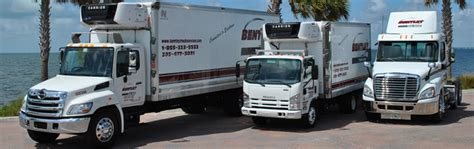 truck miami truck rental and leasing in miami bentley truck services