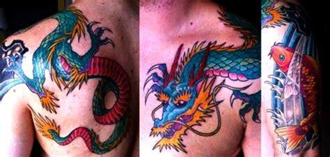 desain gambar tato naga beserta maknanya gambar tips info tato terbaru