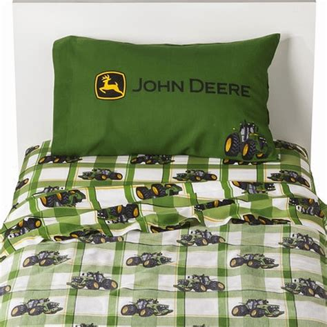 tractor bedding set john deere tractor bedding twin sheet set my john deere