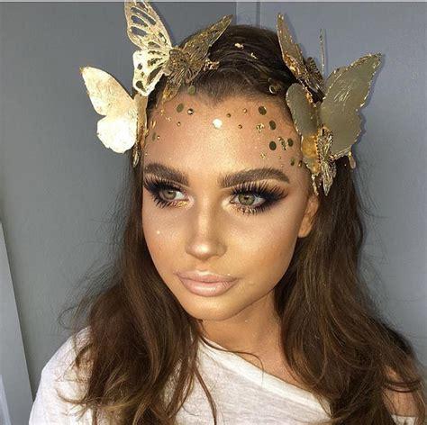 eyeliner tutorial romana amazing fairy makeup for halloween halloween makeup