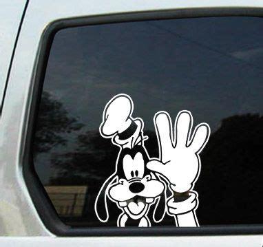 Window Decals Disney by Decal Stickers Disney Car Pinterest Car Decal
