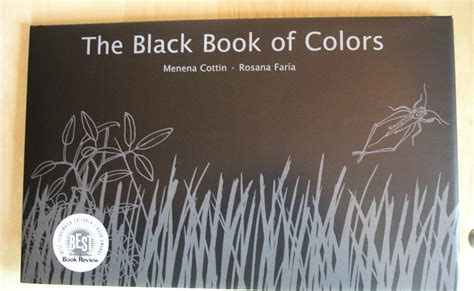 the black book of colors the foolscap flyer the black book of colors