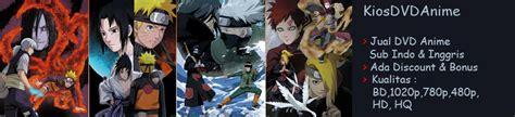jual film one piece sub indo kios anime jual dvd anime subtitle indonesia murah dan