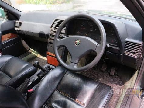 1993 alfa romeo 164 sun visor repair alfa romeo 164 1993 v6 3 0 in kuala lumpur manual sedan
