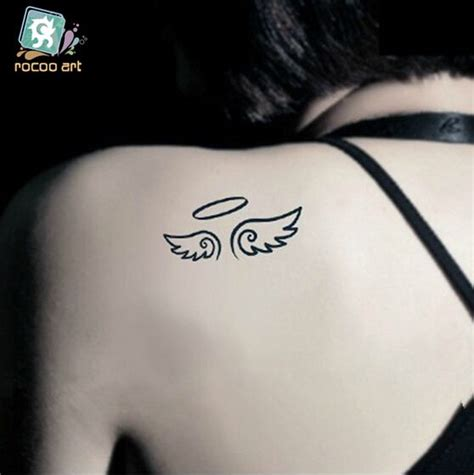 tattoo prices for small tattoo compare prices on small angel tattoo online shopping buy