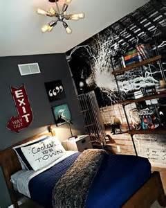 Vintage Teenage Bedroom Ideas comment am 233 nager une chambre d ado gar 231 on 55 astuces en