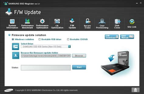 samsung update how to replace a drive with ssd on your pc