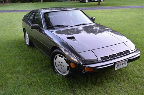 Porsche 924 Turbo daily turismo collector status 1980 porsche 924 turbo