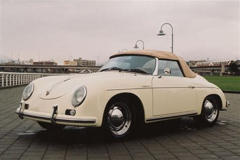 convertible porsche 356 1959 porsche 356 convertible re creation 137603