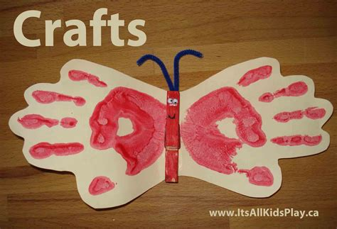 children craft projects crafts for it s all kid s play