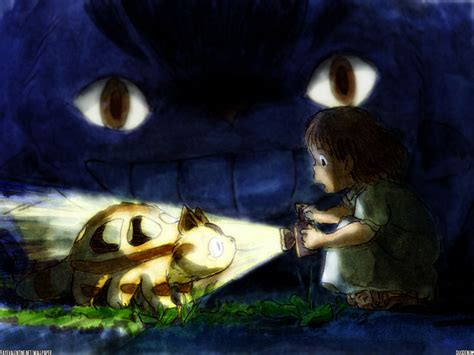 ghibli film theories get the creeps with totoro horror theories japan info