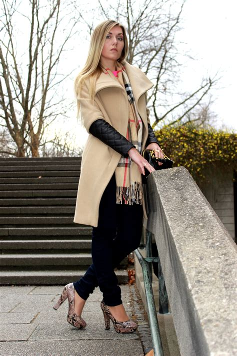 tutorial pashmina burberry burberry shawl skinnycature